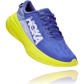 Hoka One One Carbon X Hardloopschoenen Dames, amparo blue/evening primrose
